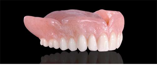 پروتز دندانی کامل (دست دندان)