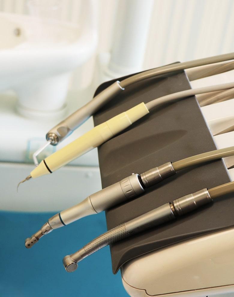 تجهیزات کلینیک دندانپزشکی